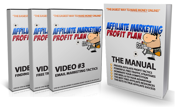 affiliate marketing profit plan